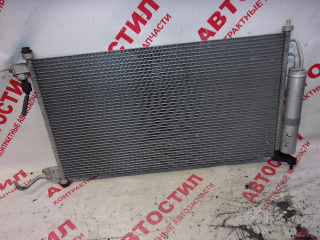 Радиатор кондиционера Nissan Note ZE11, E11, NE11 HR15 2005