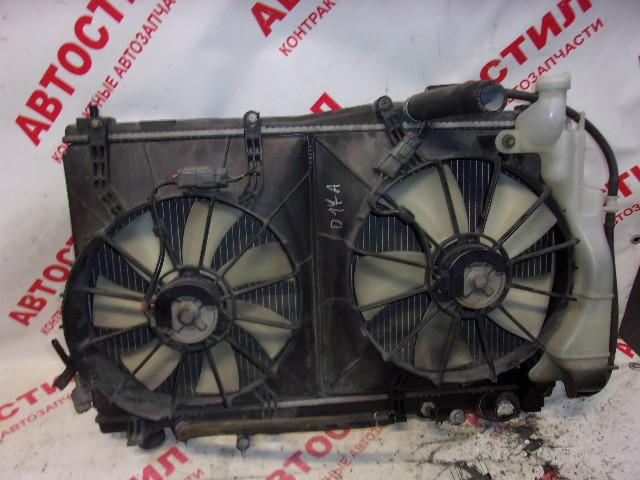 Радиатор основной Honda Stream RN1, RN2, RN3, RN4 D17A 2002