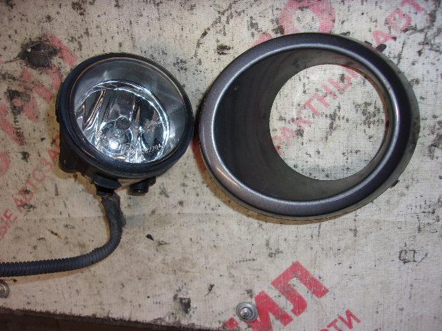 Туманка Nissan Note ZE11, E11, NE11 HR15 2005-2012 левая