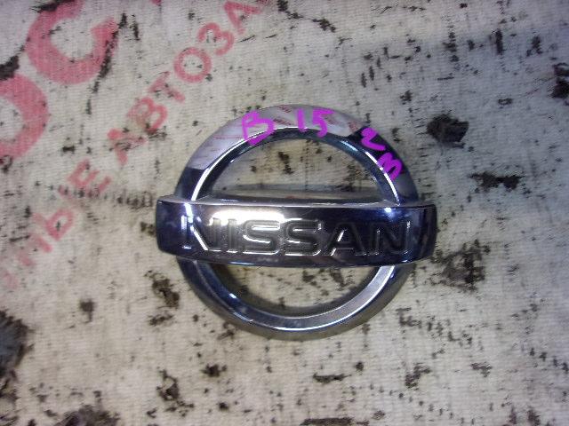 Эмблема Nissan Sunny B15, FB15, FNB15, JB15, QB15, SB15 QG15 2002