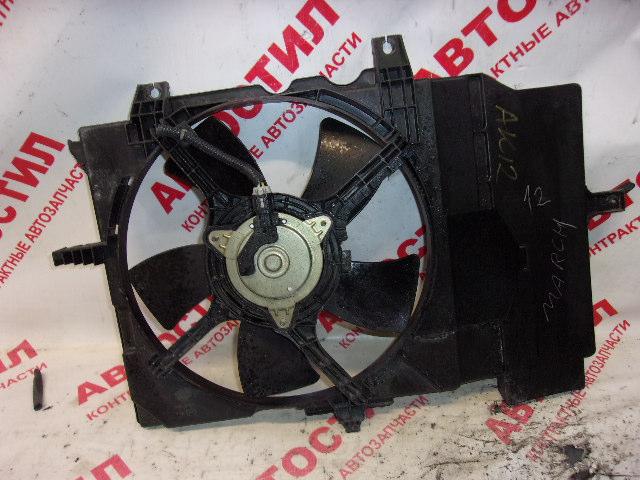 Диффузор радиатора Nissan March AK12, BK12, BNK12, K12,YK12 CR12 2005