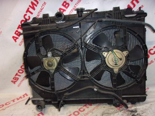 Радиатор основной Nissan Liberty PM12, PNM12, PNW12,RM12, RNM12 QR20 2003