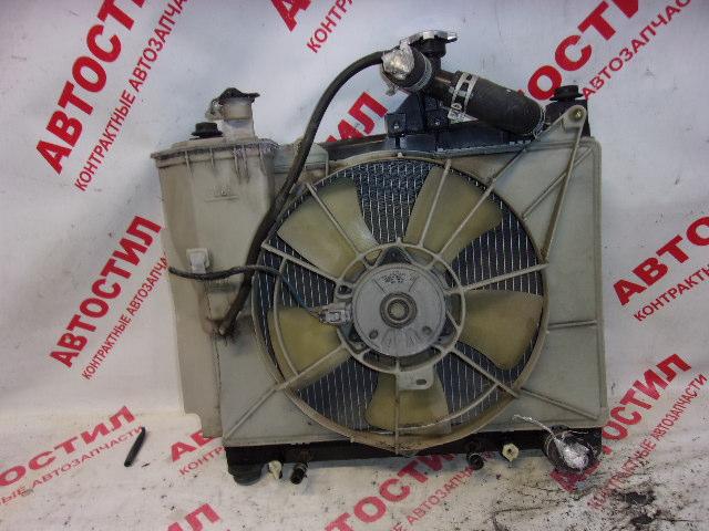 Радиатор основной Toyota Platz NCP12, NCP16, SCP11 1NZ 2005