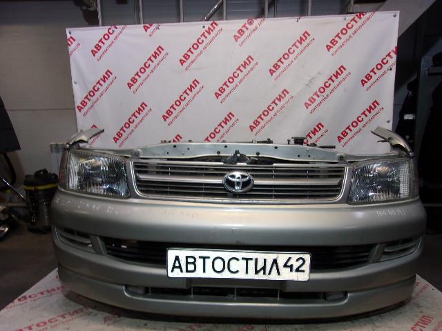 Nose cut Toyota Regius KCH40G,KCH40W,KCH46G,KCH46W,LXH43V,LXH49V,RCH41W,RCH42V,RCH47W 5L 1997