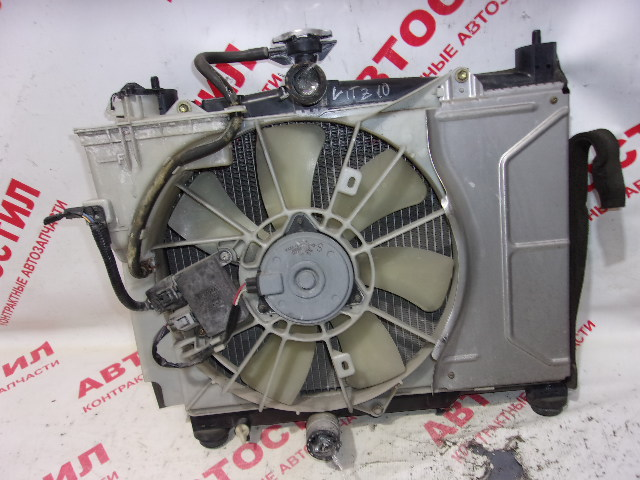 Радиатор основной Toyota Vitz NCP10, NCP13, NCP15, SCP10, SCP13 1NZ 2003