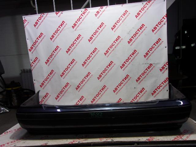 Бампер Nissan Sunny B15, FB15, FNB15, JB15, QB15, SB15 QG15 1999 задний