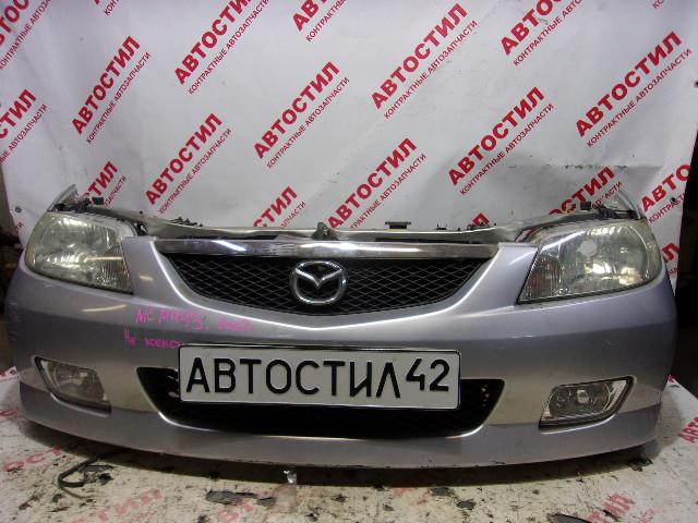 Nose cut Mazda Familia BJ3P, BJ5P, BJFP,BJEP,BJ5W, BJ8W, BJFW ZL 2002