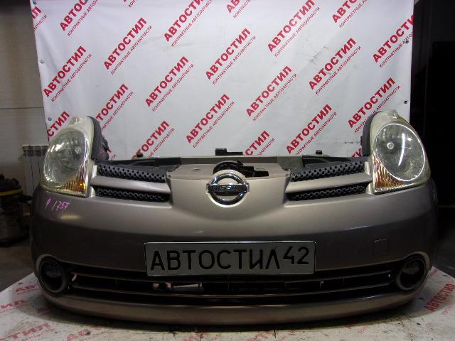 Nose cut Nissan Note ZE11, E11, NE11 HR15 2006