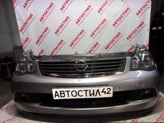 Nose cut Nissan Bluebird Sylphy G11, KG11, NG11 HR15 2005-2012