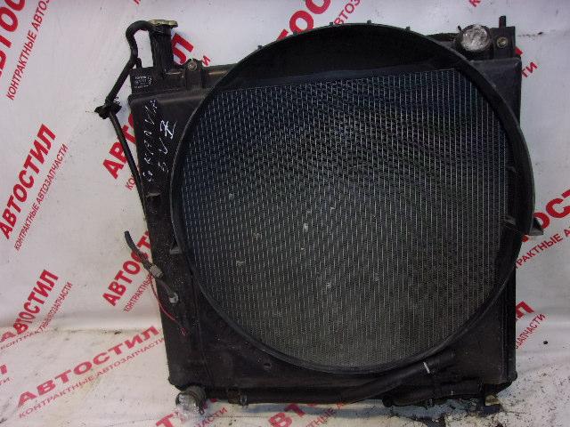 Радиатор основной Toyota Granvia RCH11W, VCH10W, VCH16W, KCH10W, KCH16W 5VZ 1997-1999