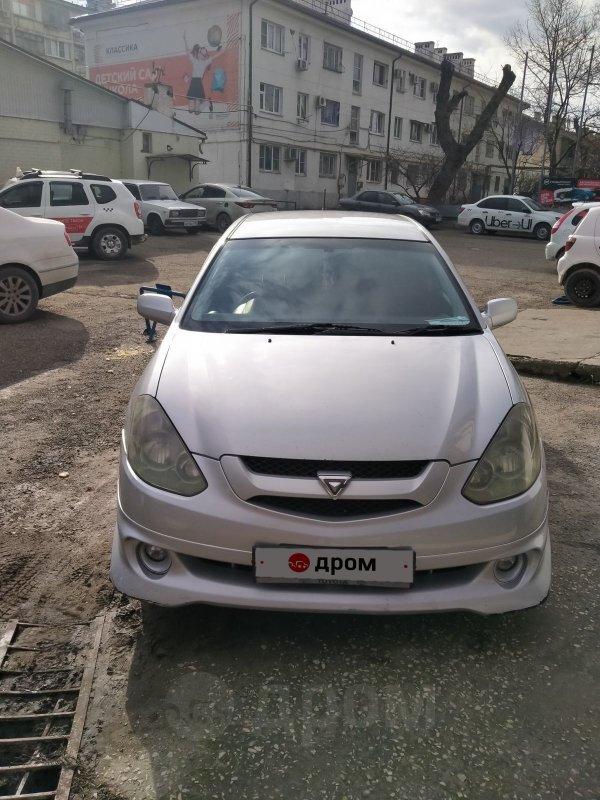 Обвес Toyota Caldina ZZT241W, ST246W, AZT241W, AZT246W 1ZZ 2003 передний