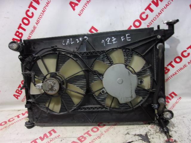 Радиатор основной Toyota Caldina ZZT241W, ST246W, AZT241W, AZT246W 1ZZ 2003