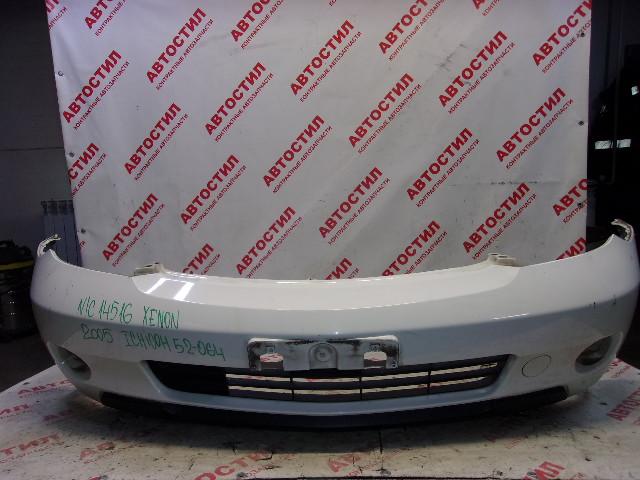 Бампер Toyota Ist NCP61, NCP65, NCP60 1NZ 2003 передний