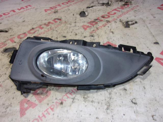 Туманка Mazda Axela BK3P, BKEP, BK5P LF 2006-2009 левая