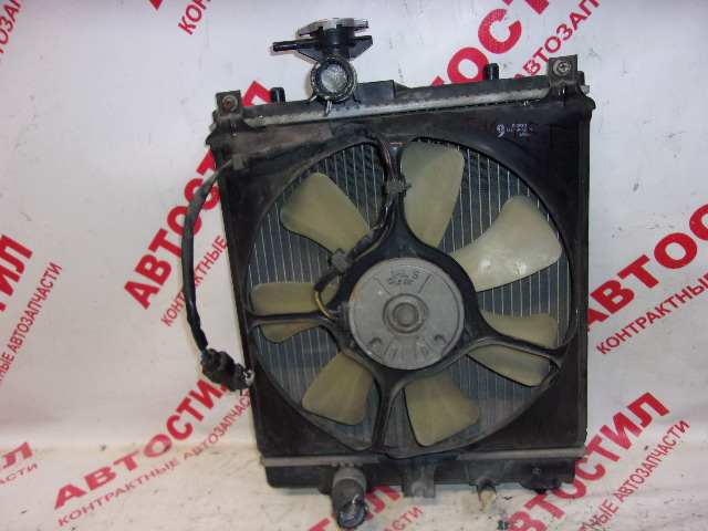 Радиатор основной Suzuki Swift HT51S, HT81S M13A 2003