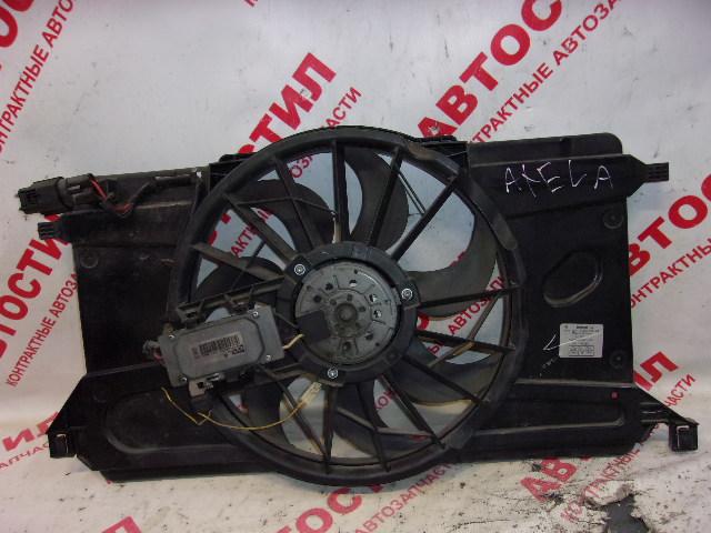 Диффузор радиатора Mazda Axela BK3P, BKEP, BK5P LF 2005