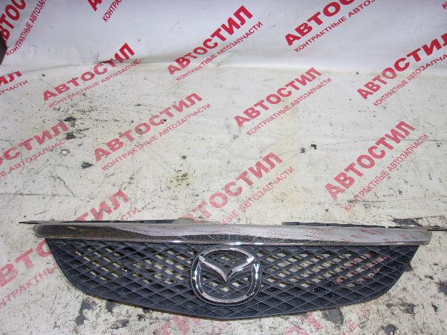 Решетка радиатора Mazda Familia BJ3P, BJ5P, BJFP,BJEP,BJ5W, BJ8W, BJFW ZL 2003