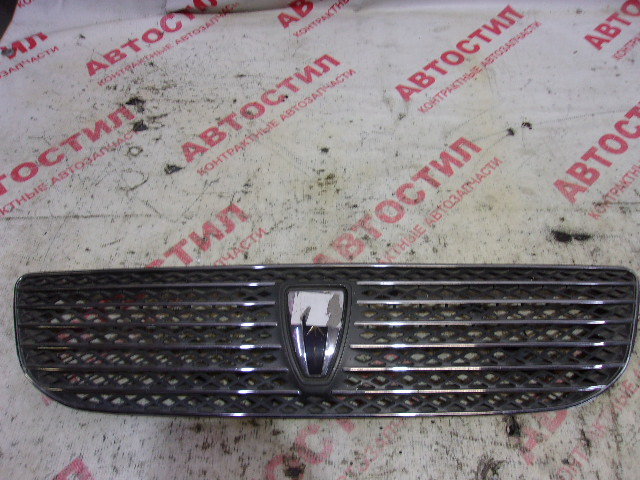 Решетка радиатора Toyota Markii JZX110, GX110, GX115, JZX115 1G 2001