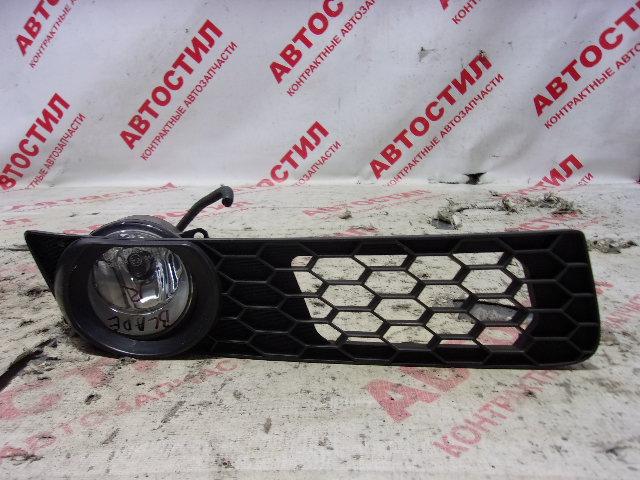 Туманка Toyota Blade AZE154H, AZE156H, GRE156H 2AZ 2006-2009 правая
