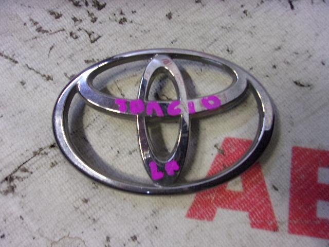 Эмблема Toyota Spacio AE111N, AE115N 4A 1998