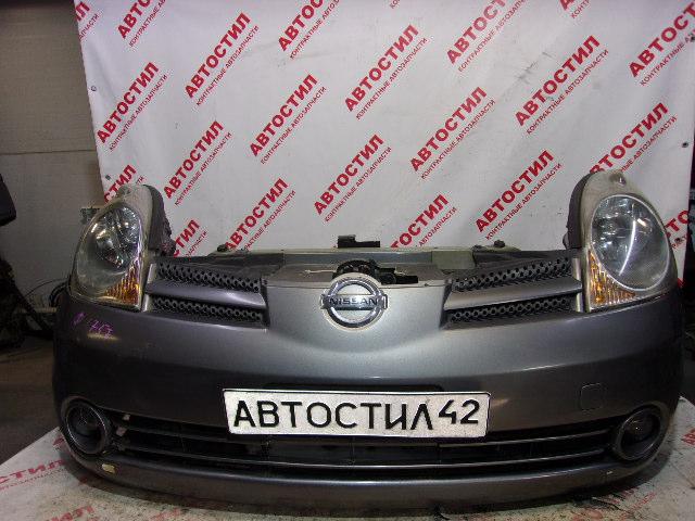 Nose cut Nissan Note ZE11, E11, NE11 HR15 2005