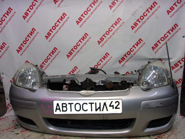 Nose cut Toyota Vitz NCP10, NCP13, NCP15, SCP10, SCP13 2NZ 2003