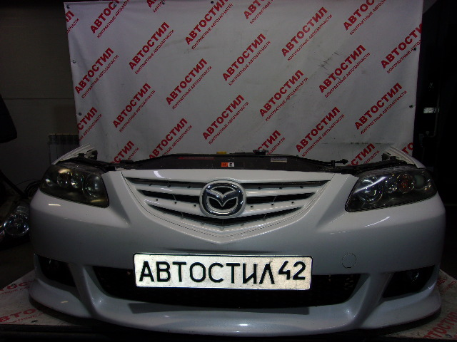 Nose cut Mazda Atenza GG3P, GGEP,GY3W, GYEW,GG3S, GGES L3 2003