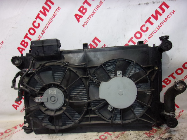 Радиатор основной Toyota Avensis AZT250, AZT251, AZT255,AZT250W, AZT251W, AZT255W 1AZ 2003