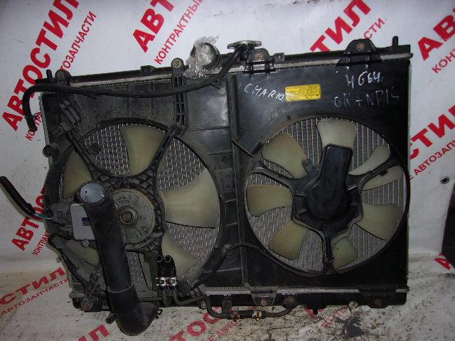 Радиатор основной Mitsubishi Chariot Grandis N84W, N86W, N94W, N96W 4G64 2000