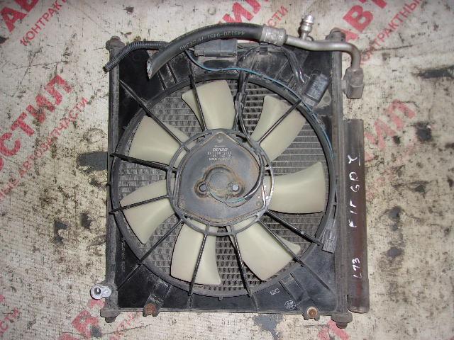Радиатор кондиционера Honda Fit GD1, GD2, GD3, GD4 L13A 2002