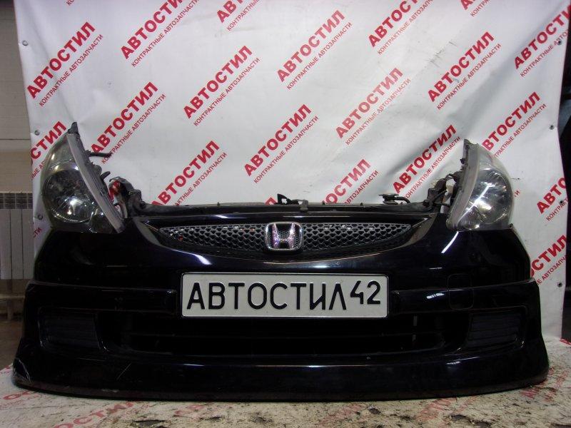 Nose cut Honda Fit GD1, GD2, GD3, GD4 L15A 2005