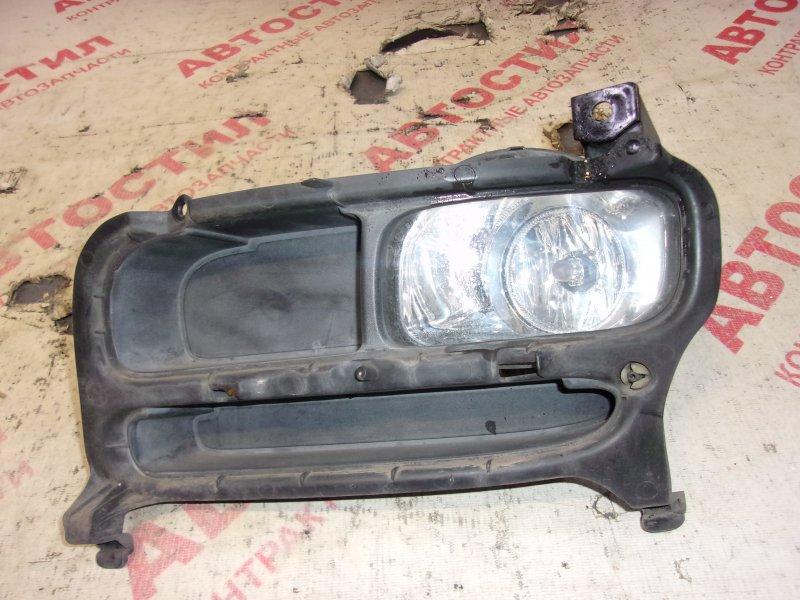 Туманка Toyota Avensis AZT250, AZT251, AZT255,AZT250W, AZT251W, AZT255W 1AZ 2003 левая