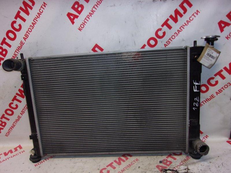 Радиатор основной Toyota Wish ZNE14G, ZNE10G 1ZZ 2003