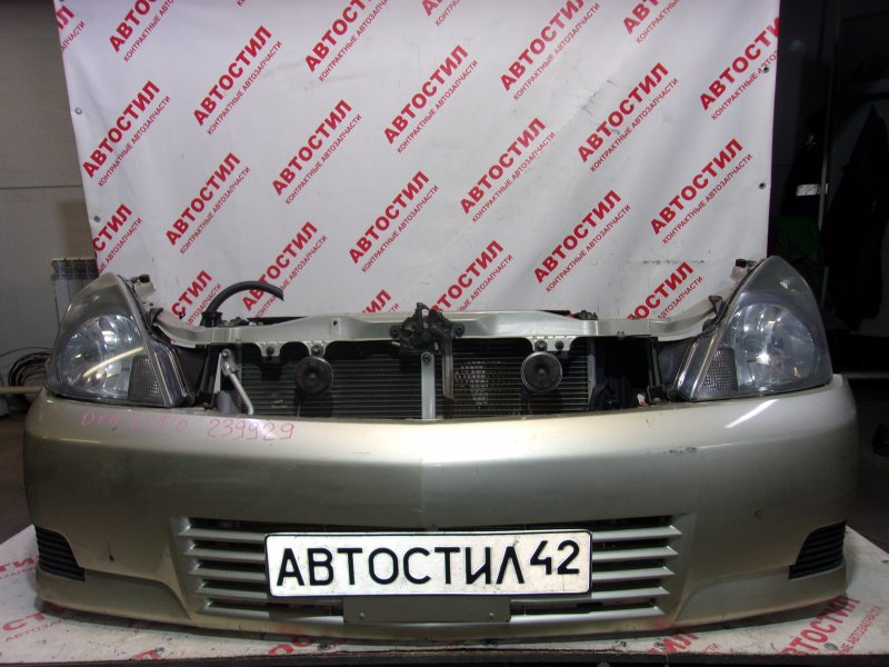 Nose cut Toyota Opa ACT10, ZCT10, ZCT15 1ZZ 2000