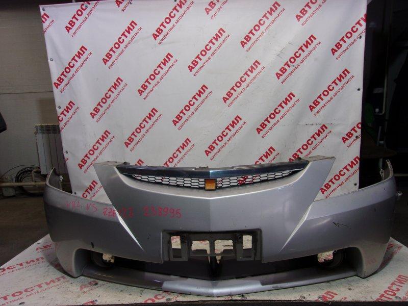 Бампер Toyota Will Vs NZE127, ZZE127, ZZE128, ZZE129 1ZZ 2003 передний