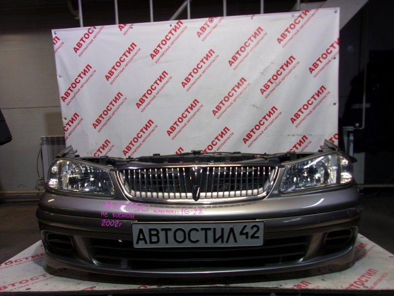 Nose cut Nissan Bluebird Sylphy TG10, FG10, QNG10, QG10 QG18 2002