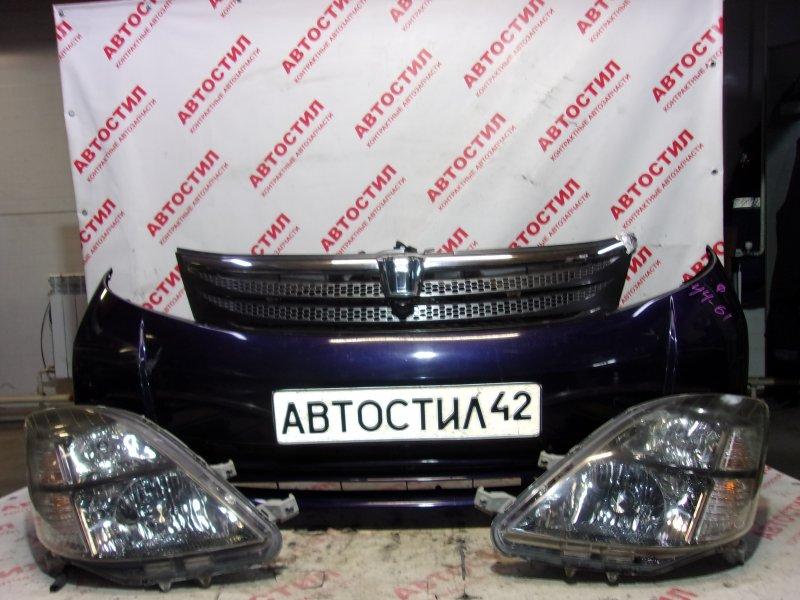 Nose cut Toyota Isis ANM10G, ANM10W, ANM15G, ANM15W, ZNM10G, ZNM10W, ANM10G, ANM10W, ANM15G, ANM15W 1AZ 2004