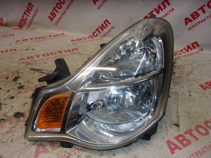 Фара Nissan Bluebird Sylphy G11, KG11, NG11 HR15 2005-2012 левая