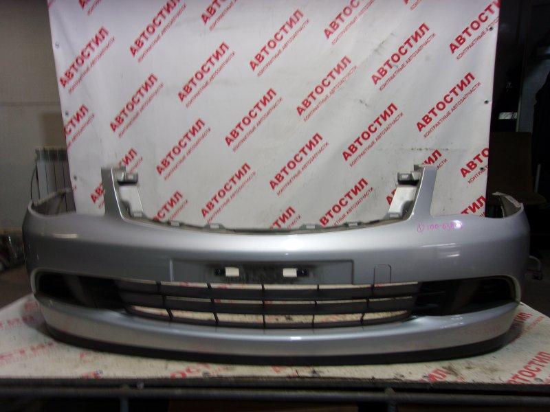 Бампер Nissan Bluebird Sylphy G11, KG11, NG11 HR15 2005-2012 передний