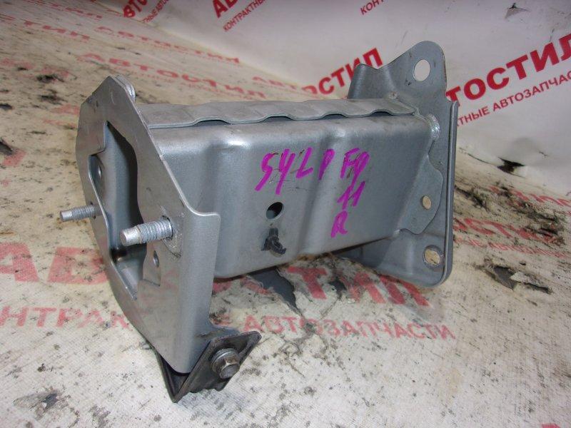 Кронштейн усилителя бампера Nissan Bluebird Sylphy G11, KG11, NG11 HR15 2005-2012 передний правый