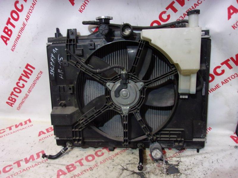 Радиатор основной Nissan Bluebird Sylphy G11, KG11, NG11 HR15 2005-2012