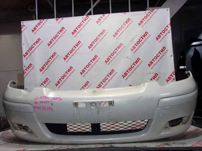Бампер Toyota Vitz NCP10, NCP13, NCP15, SCP10, SCP13 2SZ 2004 передний