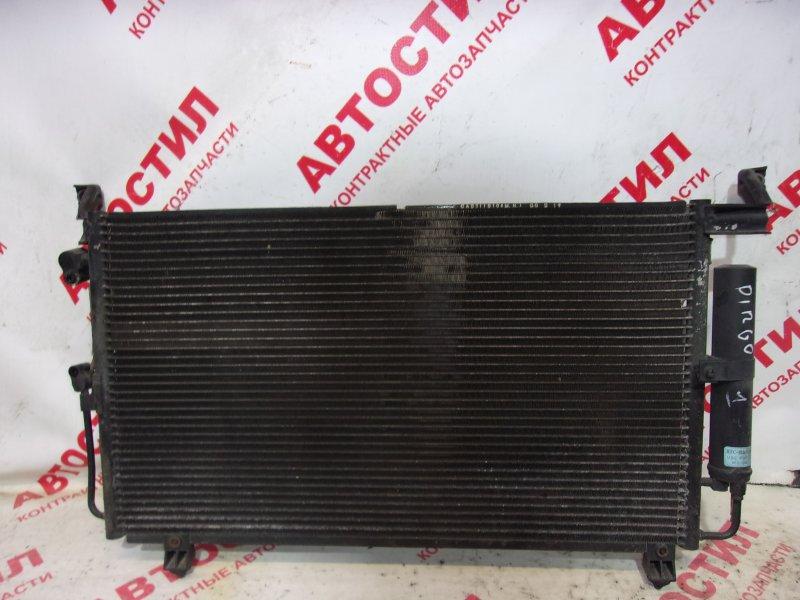 Радиатор кондиционера Mitsubishi Dingo CQ1A, CQ2A, CQ5A 4G15 1998-2001