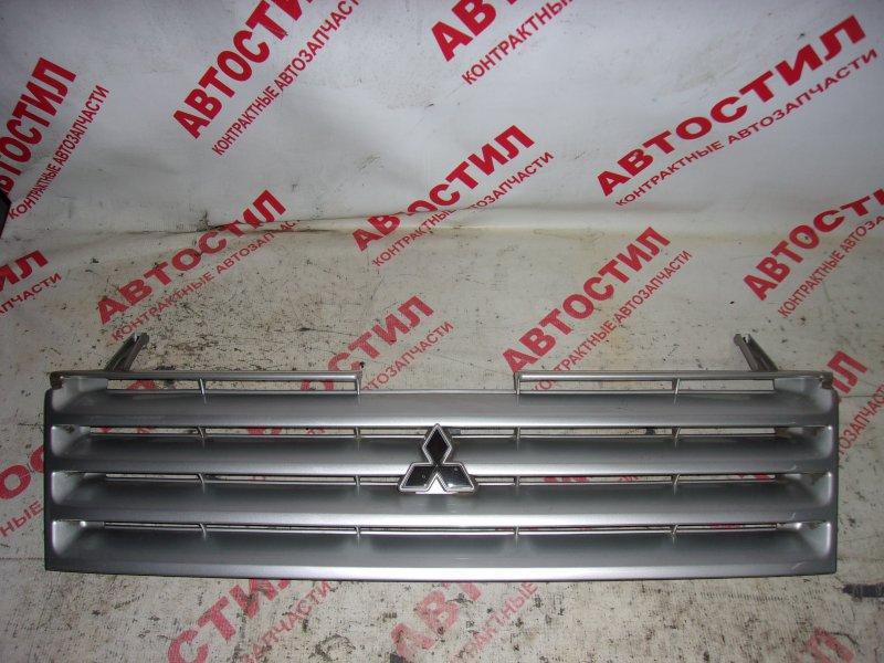Решетка радиатора Mitsubishi Dingo CQ1A, CQ2A, CQ5A 4G15 1998-2001