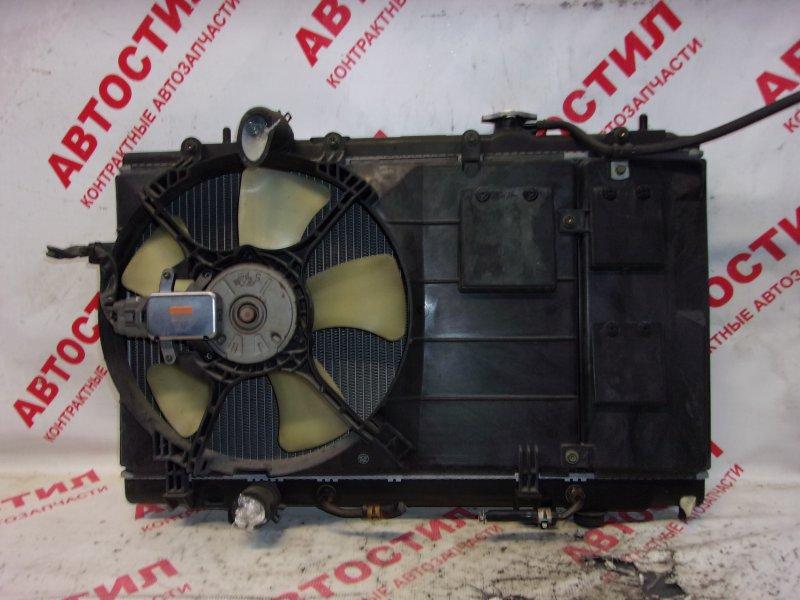 Радиатор основной Mitsubishi Dingo CQ1A, CQ2A, CQ5A 4G15 1998-2001