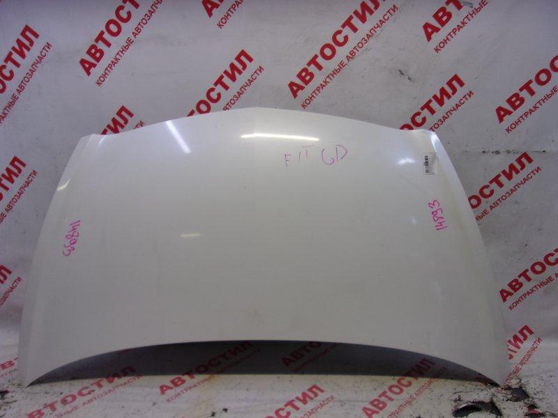 Капот Honda Fit GD1, GD2, GD3, GD4 L13A 2003