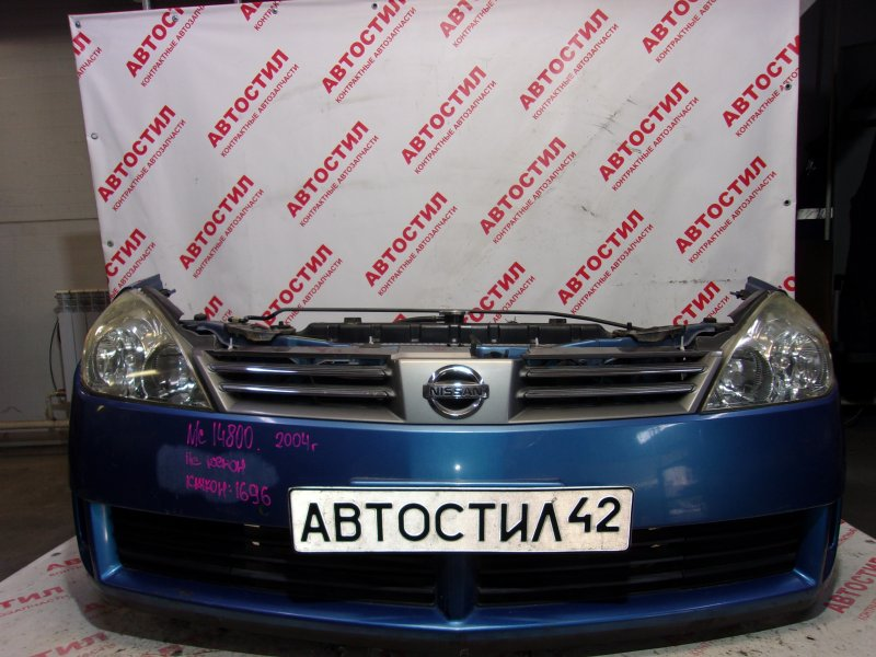 Nose cut Nissan Wingroad WFY11, WHNY11, WHY11, WPY11,WRY11 QG15 2002