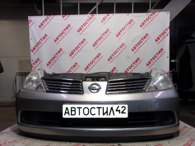 Nose cut Nissan Tiida JC11, C11, NC11,SJC11, SC11, SNC11 HR15 2005
