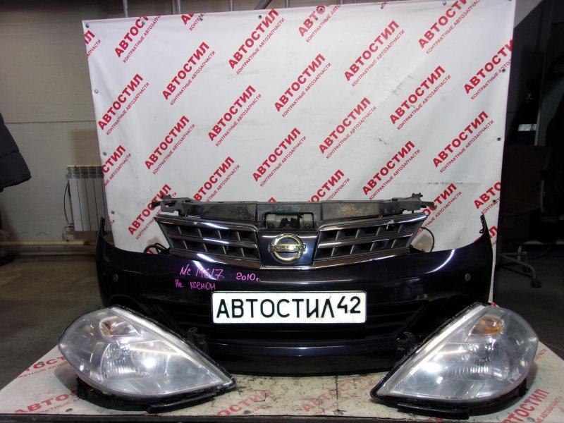 Nose cut Nissan Tiida JC11, C11, NC11,SJC11, SC11, SNC11 HR15 2009