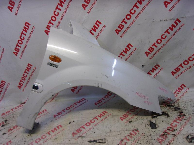 Крыло Mitsubishi Chariot Grandis N84W, N86W, N94W, N96W 4G64 2000 переднее правое